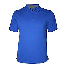 butamp; #39;s solid loose fit polo active shirt ua 1319027 amp; #40;royal blue, xxlamp; #41;