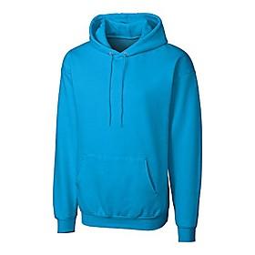 amp; buck mrk02003 men's basics fleece pullover hoodie, maroon - 6xl