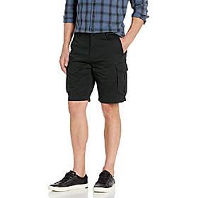 butamp; #39;s bevel 20 cargo shorts black