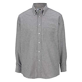men's long sleeve oxford shirt 4xl 35 sleeve black