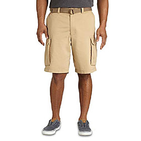 by dxl big and tall cargo shorts