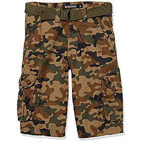 butamp; #39;s shorts, camo new army green, 29