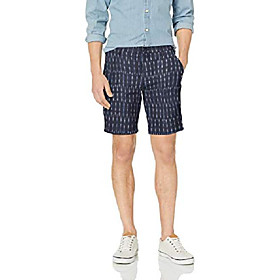butamp; #39;s straight fit original khaki short, trellis, 28