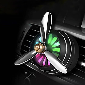 Mini LED Car Smell Air Freshener Conditioning Alloy Auto Vent Outlet Perfume Clip Fresh Aromatherapy Fragrance Atmosphere Light Category:Car Air Purifiers; Decoration Type:Car perfume; Style:Common; Material:Plastic  Metal; Function:Aromatic function; Features:Outlet Type; Shipping Weight:0.2; Net Weight:0.2; Listing Date:11/16/2020