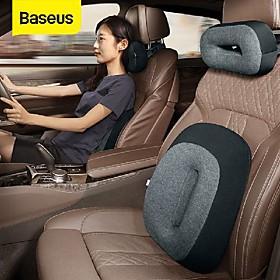 baseus car headrests / car waist cushions waist cushions synthetic fibre common for universal all years