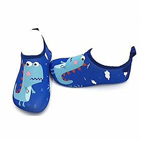 kids beach shoes quick drying water shoes for kids toddler shoes kids swim water shoes boys girls barefoot aqua socks shoes for beach pool surfing Shipping Weight:0.5; Listing Date:12/11/2020