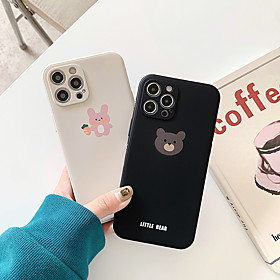 Phone Case For Apple iPhone 12 / iPhone 12 Pro / iPhone 12 Mini / iPhone 12 Pro Max / iPhone SE (2020) / iPhone 11 / iPhone 11 Pro / iPhone 11 Pro Max / iPhone What's in the box:Case1; Type:Back Cover; Material:TPU; Compatibility:Apple; Pattern:Animal; Features:Pattern; Listing Date:12/03/2020; Production mode:External procurement; Phone/Tablet Compatible Model:iPhone 11 Pro Max,iPhone 11 Pro,iPhone 11,iPhone 12 Mini,iPhone XS Max,iPhone 12 Pro,iPhone XR,iPhone 12 Pro Max,iPhone 12,iPhone SE 2020,iphone X / XS,iphone 7Plus / 8Plus,iphone 7/8; Type of Product Adaptation:Cell phone