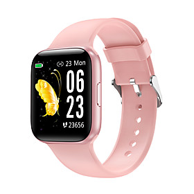 ZX07 Smartwatch Support Heart Rate/Blood Pressure Measure, Sports Tracker for Apple/Android Phones