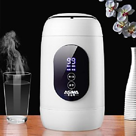 mini kettle electric thermos travel water bottle portable health stew cup heater boiler pots smart mug stainless steel teapots Listing Date:04/15/2021