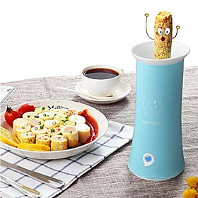 egg roll machine electric household diy automatic breakfast egg roll maker cooking tools egg cup omelette master sausage machine Listing Date:04/15/2021