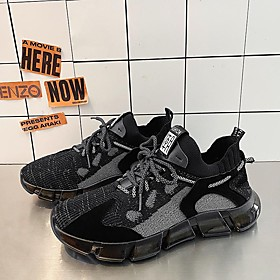 21 hot spring and autumn men's shoes new korean breathable popcorn student sports shoes men's running shoes ins trendy shoes Shipping Weight:0.5; Listing Date:04/02/2021