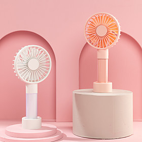 Mini Fan Portable for Fan Handheld Electric USB rechargeable fan Appliances Desktop Air Cooler Outdoor Travel hand fan What's in the box:Body; Type:Air Cooling Fan; Power Supply:USB Powered; Material:ABS; Compatibility:Daily; Listing Date:04/29/2021; Production mode:External procurement
