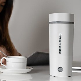 450ml portable fast boiling water kettle 110v-240v travel outdoor electric kettle water heater insulable water boiler Listing Date:04/15/2021
