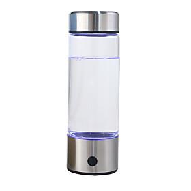 japanese titanium quality hydrogen-rich water cup ionizer maker/generator super antioxidants orp hydrogen bottle 420ml Listing Date:04/15/2021