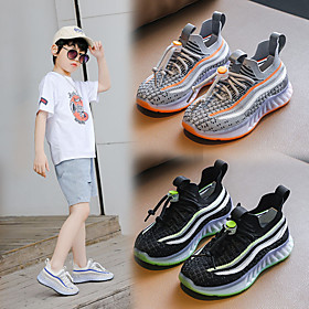 children's shoes 2021 spring and autumn new children's sports shoes single shoes casual shoes flying woven mesh shoes boys coconut shoes Activity:LeisureSports; Shipping Weight:0.4; Listing Date:05/18/2021