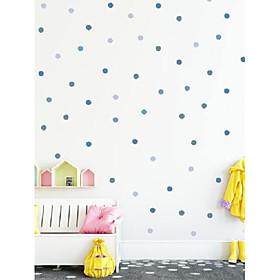 children's dot pattern diy wall sticker Listing Date:07/28/2021