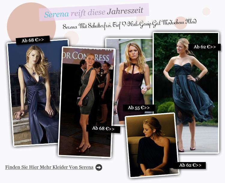 Gossip Girl Season 3 Neue Maßgeschneidete Kleider