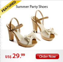 summer party shoes
