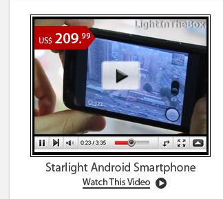 Starlight Android Smartphone