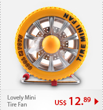Lovely Mini Tire Fan