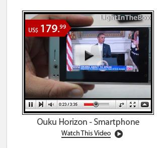 Ouku Horizon - Smartphone