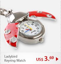 Ladybird Keyring Watch