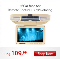 9'' Car Monitor
