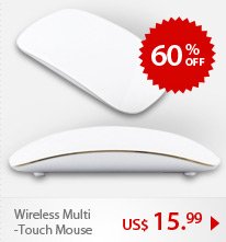 Wireless Multi-Touch Mouse