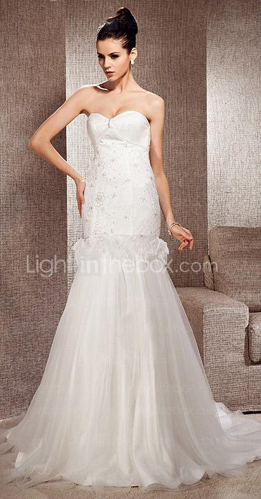 ZIZI - Kleid für die Braut aus Spitze und Tüll 270784 2019 –  299.99 f46da0121f
