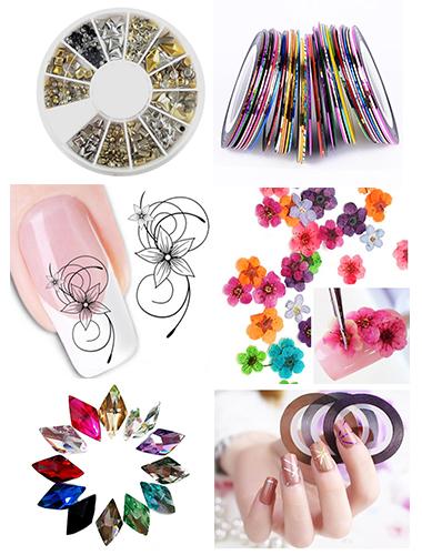 Nail Art & Decoration
