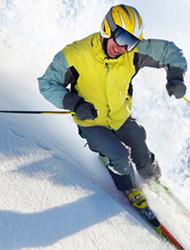 Ski og snowboard