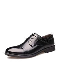 Chaussures en cuir des homme...