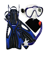 Diving Masks, Snorkels & Fin...