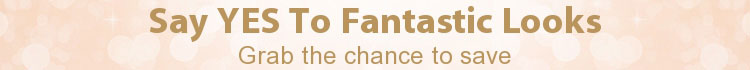 Say YES To Fantastic Looks