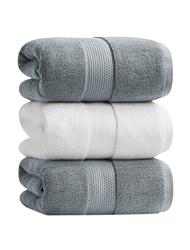 Handdukar och badrockar