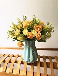 造花 & 花瓶