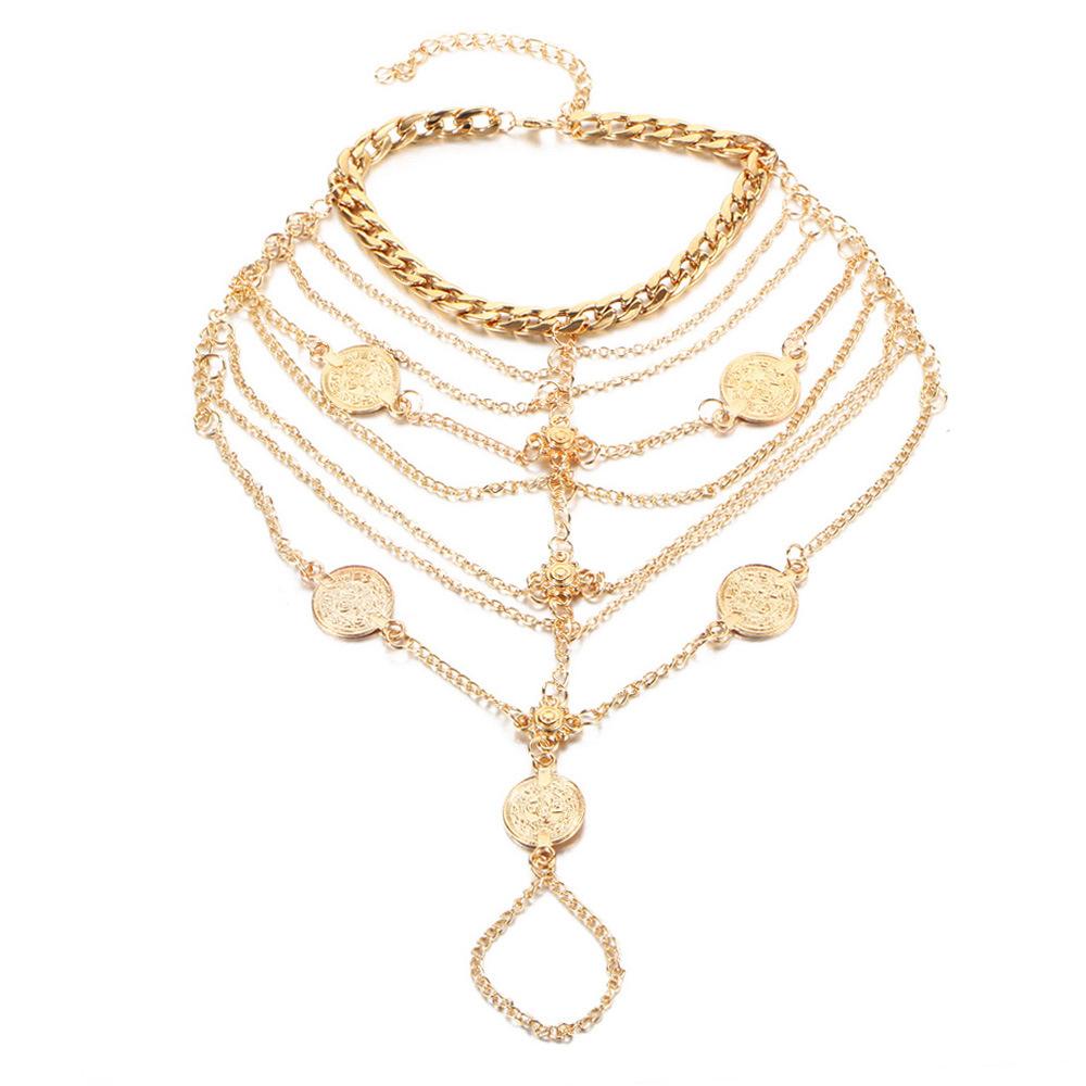 Kostýmy šperky