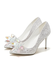 أحذية الزفاف