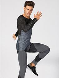 Muška odjeća za fitness i jo...