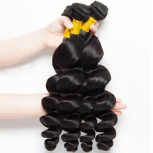 4 Bundles Human Hair Weaves