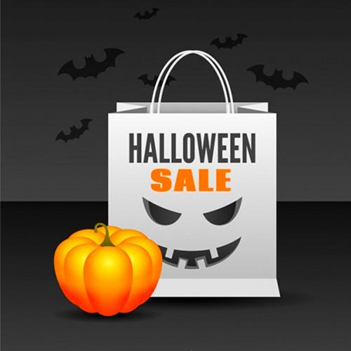Solde d'Halloween