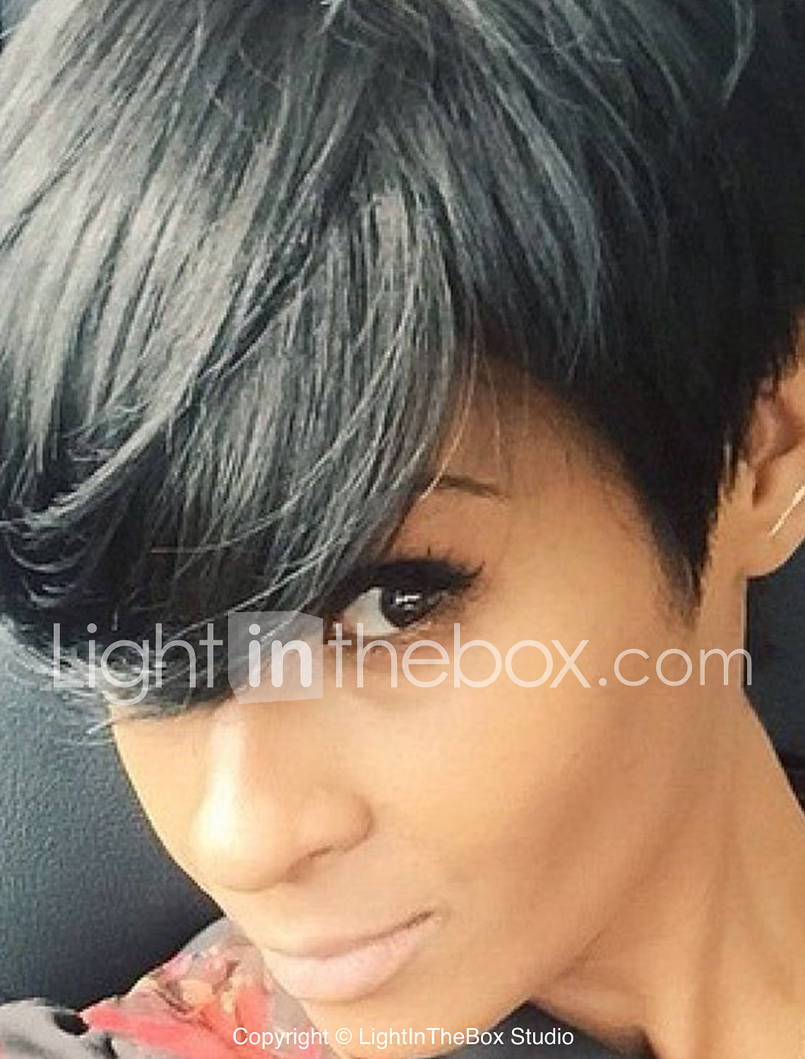Human Hair Capless Wigs Human Hair Straight Short Hairstyles 2019 Halle Berry Hairstyles Hot Sale Side Part Short Machine Made Wig Women S 6316309 2020 36 39
