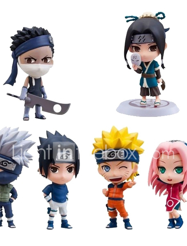 Anime Boruto Naruto The Movie Sasuke Uchiha PVC Figure Model Toy NOBox