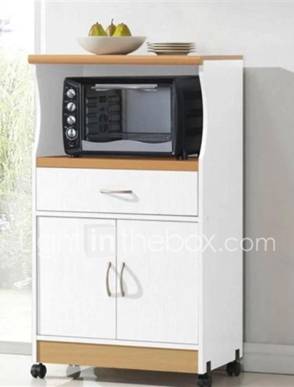 mueble para microondas microhondas de cocina gabinete con ruedas muebles carrito