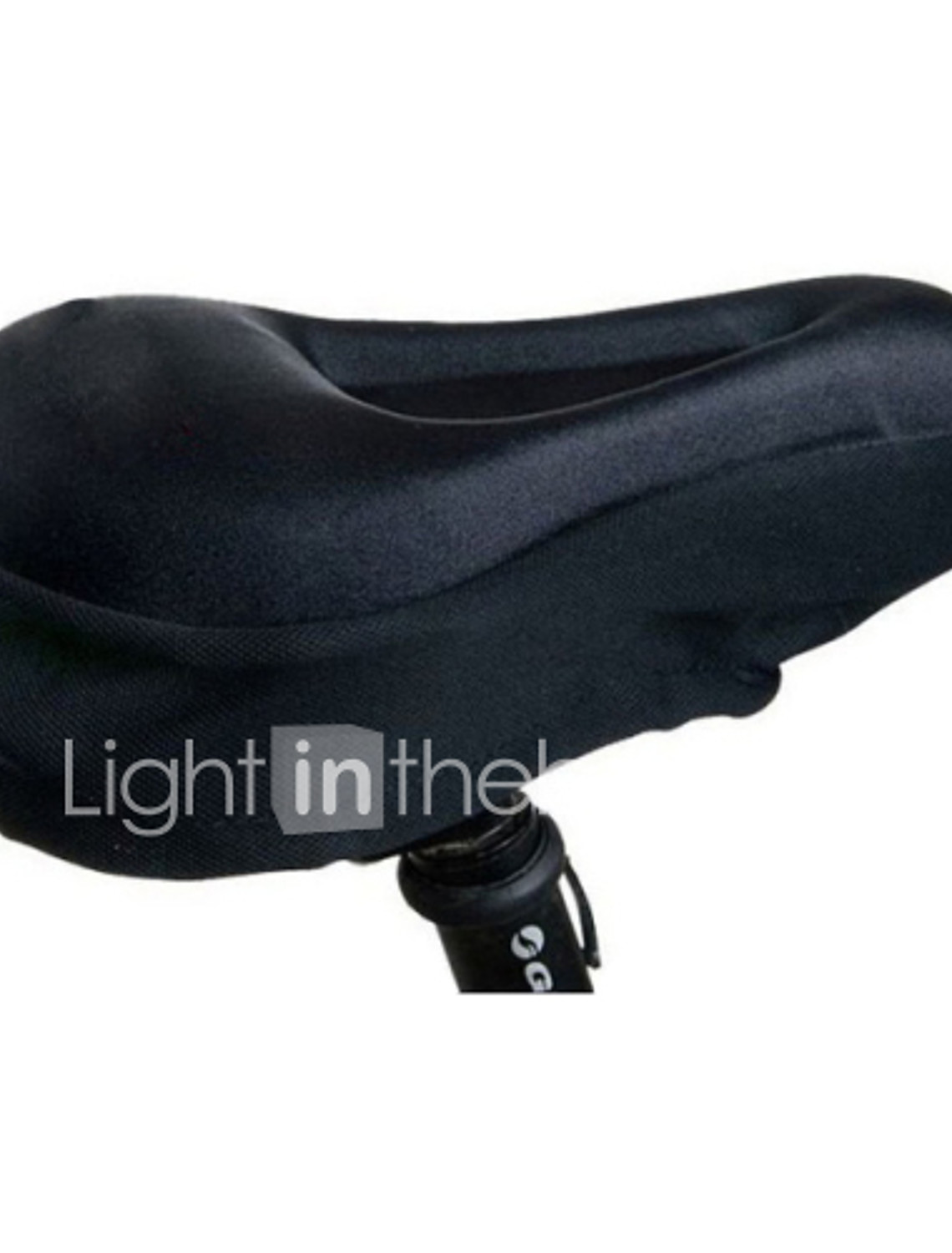Professional Bicycle Seat Comfort Saddle Cycling Parts Pain-Relief CR-MO Rail