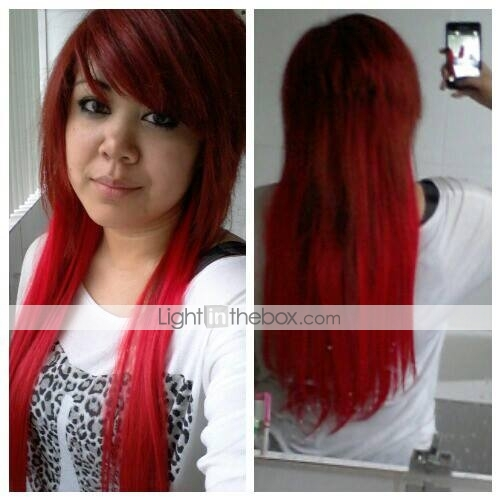 20 inch synthetic clip in hair extensions 10 colors available review 20 inch synthetic clip in hair extensions 10 colors available pmusecretfo Images