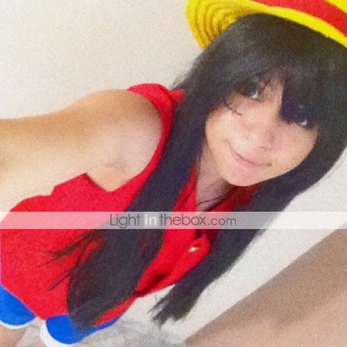Inspired By One Piece Monkey D Luffy Anime Cosplay Costumes Cosplay