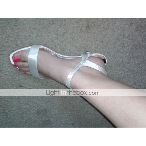 ... Γάμος Παπούτσια - Γυναικεία - Με Τακούνι - Πέδιλα - Γάμος - Κόκκινο    Ιβουάρ   f6ee7e29387
