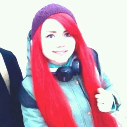... Parrucche Cosplay La sirenetta Ariel Anime Parrucche Cosplay 26 pollice  Tessuno resistente a calore Per donna ... 2fd4b150e0c