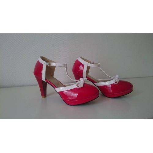 Lit Bailarina - Chaussures Pour Femmes Lacer / Excuses Noir vEPvhU0kG